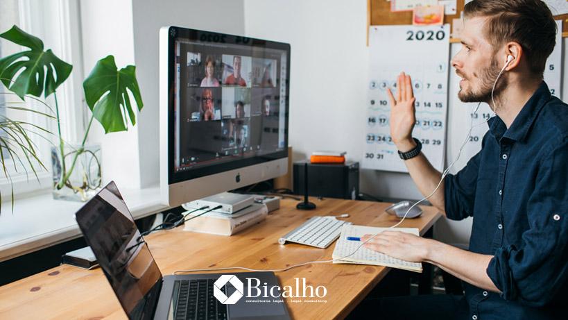gestão de pessoas em home office